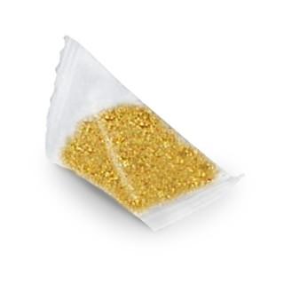 Gold Zucker Ecke (ab 6.000 Stück)