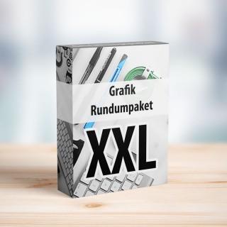 Grafikgestaltung Paket XXL von unseren professionellen Fachkräften