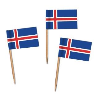 Käsepicker, Partypicker, Spieße, Party, Partydeko, Dekoration, Dekorationen, Kanapee, Canapé, Fahne, Flagge, Kostprobenpicker, Miniflagge, Miniflaggen, Minifahne, Minifahnen, Holzpicker Island Fahne, Picker Island Flagge