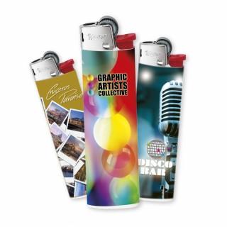 BIC Feuerzeuge J23 Digital Lighter als Werbeartikel bedrucken