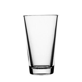 Konisches Glas Parma 0,27l bedrucken als Werbeartikel ab 100 Stück auch für Latte Macchiato