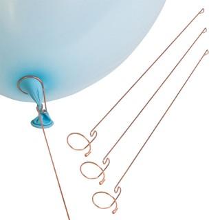 Qualitative Ballonstäbe aus verkupferten Draht