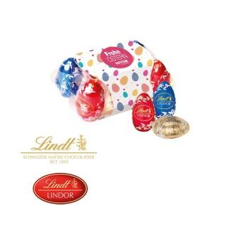 Lindor Mini Eier im kleinen Werbeträger bedrucken