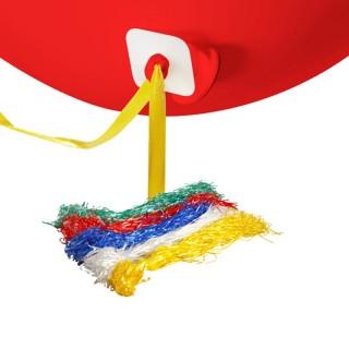 Polyband-Fixverschluss für Luftballons (1.000 Stück)