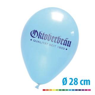 Luftballons Bestseller bedrucken als Werbeballons mit eigenem Motiv