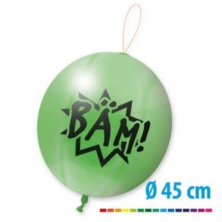 Punchball mit Logo bedrucken als Werbung