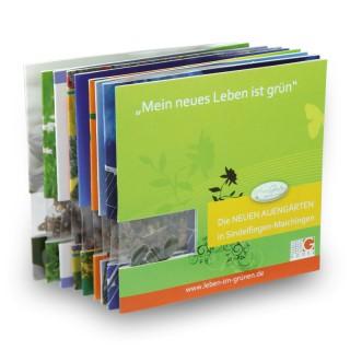 Samenkarte bedrucken als Werbeartikel