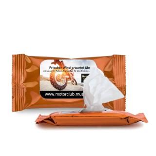 Soft Pocket Feuchttücher bedrucken