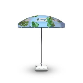 Sonnenschirm als Beach Umbrella bedrucken