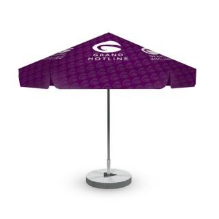 Sonnenschirm 3m als Basic Umbrella bedrucken