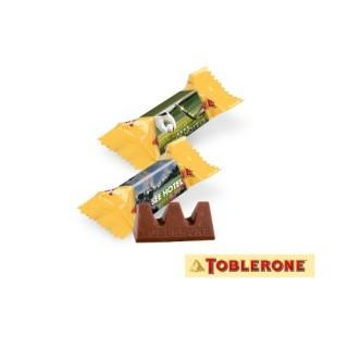 TOBLERONE Minis im Werbeaufsteller zu Weihnachten (ab 500 Stück)