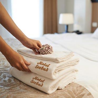 Handtücher bedrucken