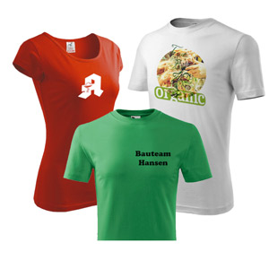T-Shirts bedrucken