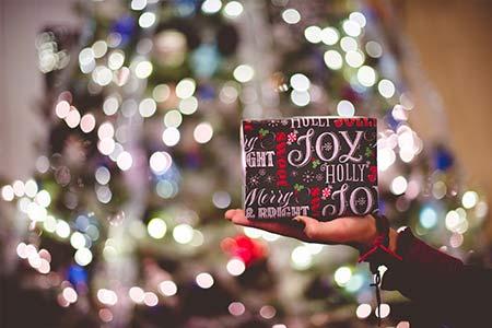 Giveaways Weihnachten